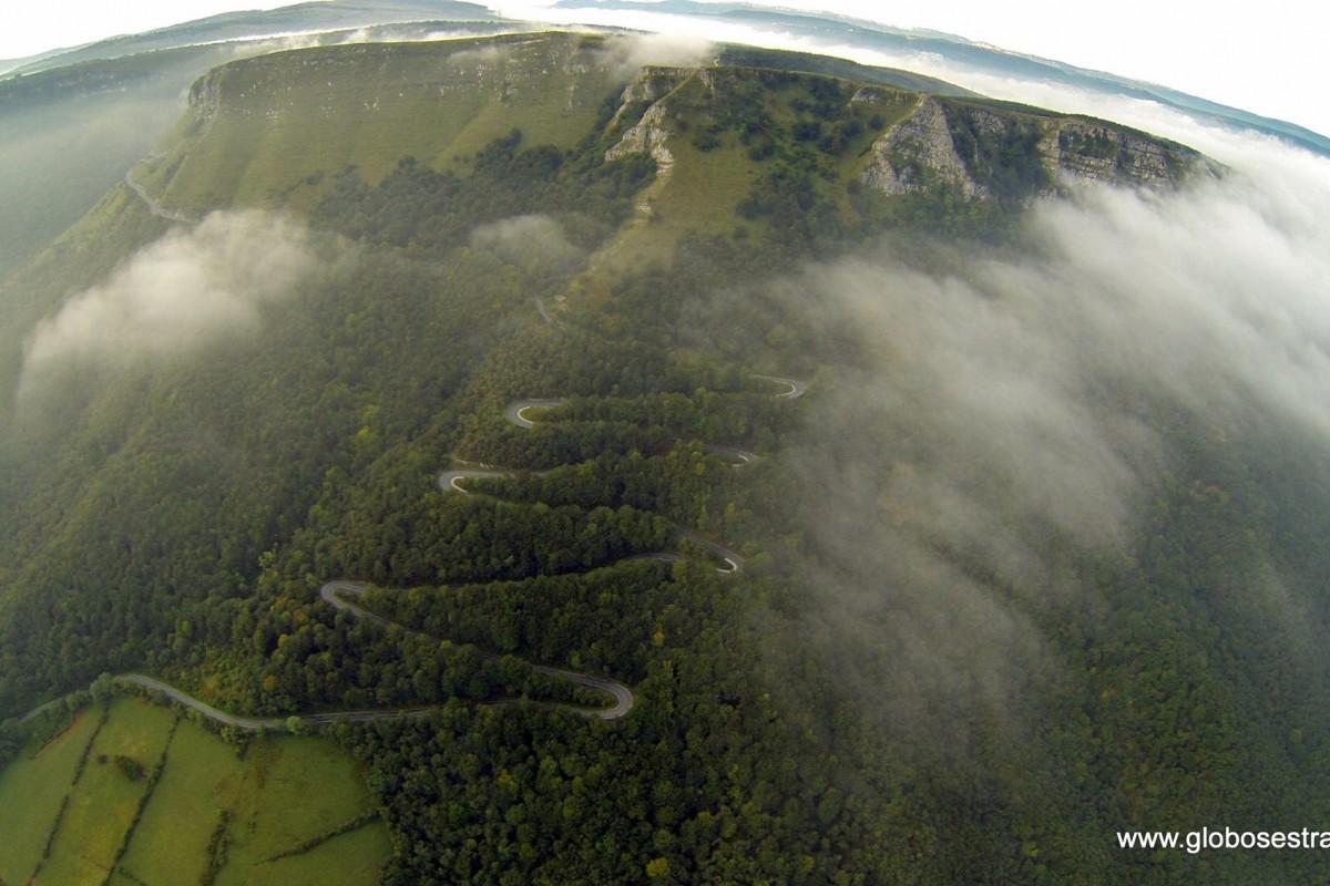 Monte Santiago, paraíso natural