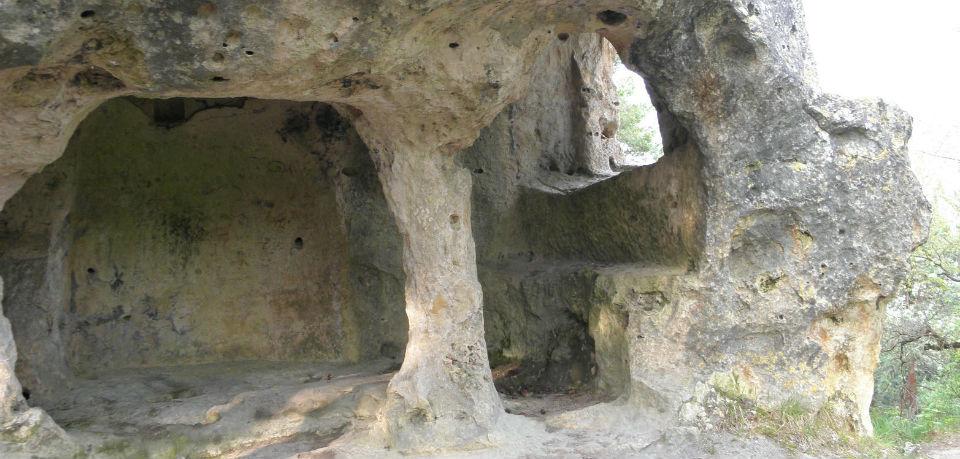 Cuevas artificiales de Pinedo – Valdegovía