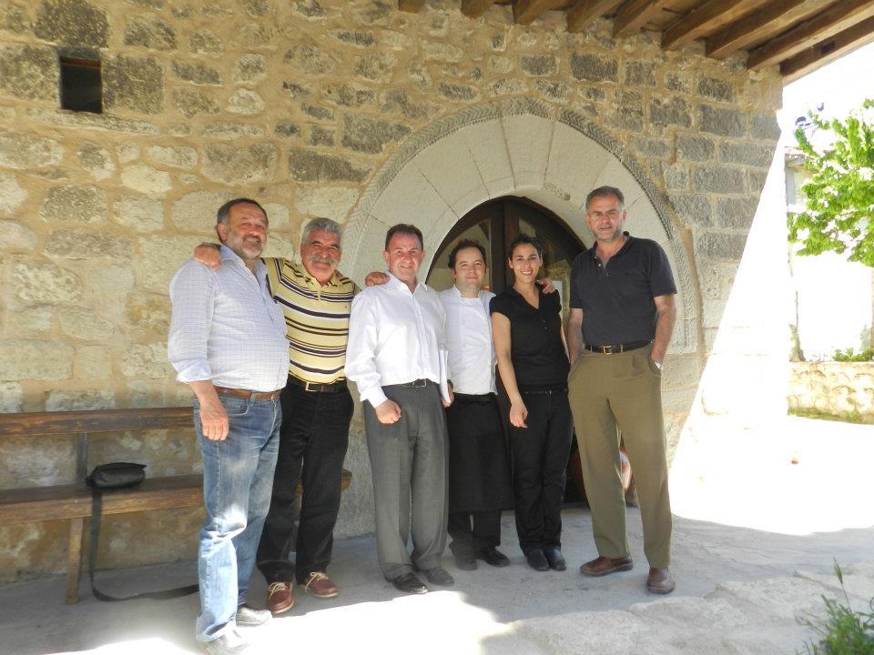 Mart n berasategi visita valpuesta - Restaurante de edurne pasaban ...