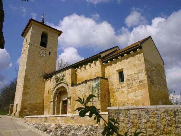 Iglesia de San Román de Tobillas
