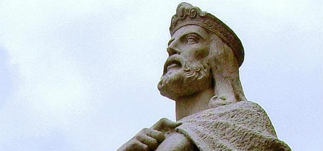 Alfonso II, en valpuesta.com