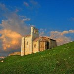 San Pantaleón de Losa y el Santo Grial