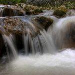 Bonita foto del parque natural de Valderejo