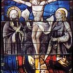 Las vidrieras del siglo XV, el segundo tesoro de Valpuesta