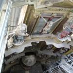 El claustro, desde arriba