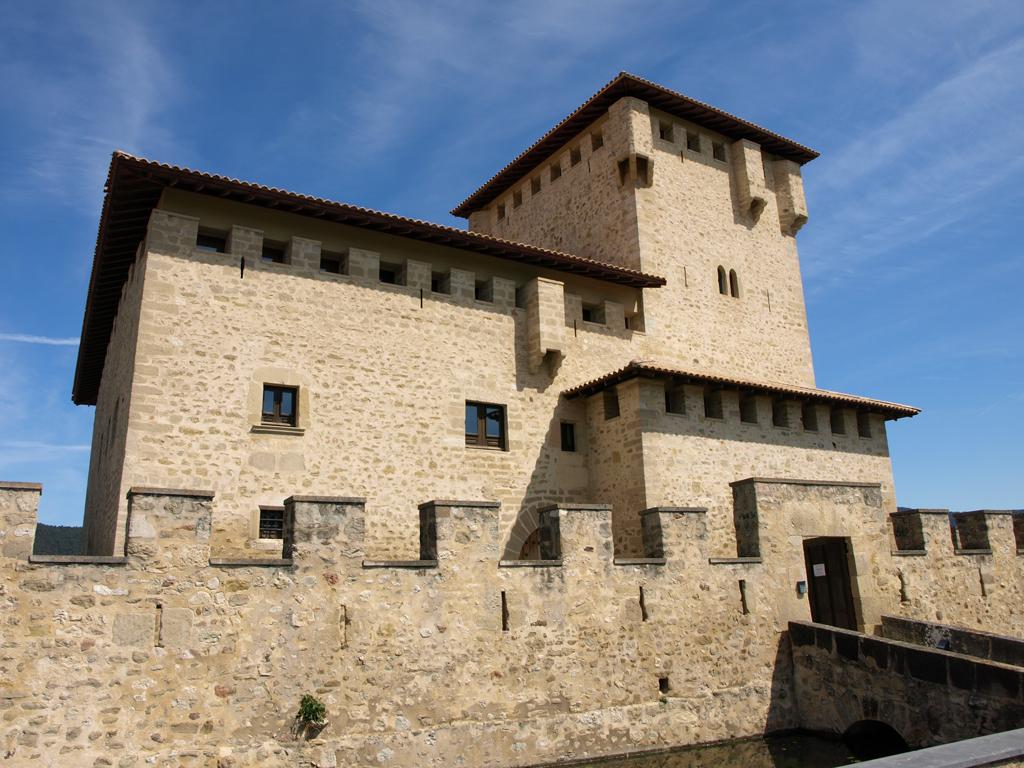 Torre de los Varona, en Villanañe