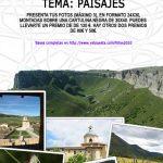 Bases del XII Concurso de fotos de Valpuesta. Tema Paisajes