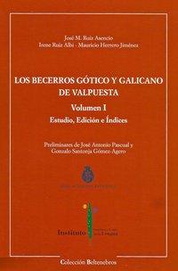 Los becerros Gótico y Galicano de Valpuesta