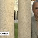 """Gonzalo Santonja solicita """"la restauración de la Colegiata de Valpuesta"""""""