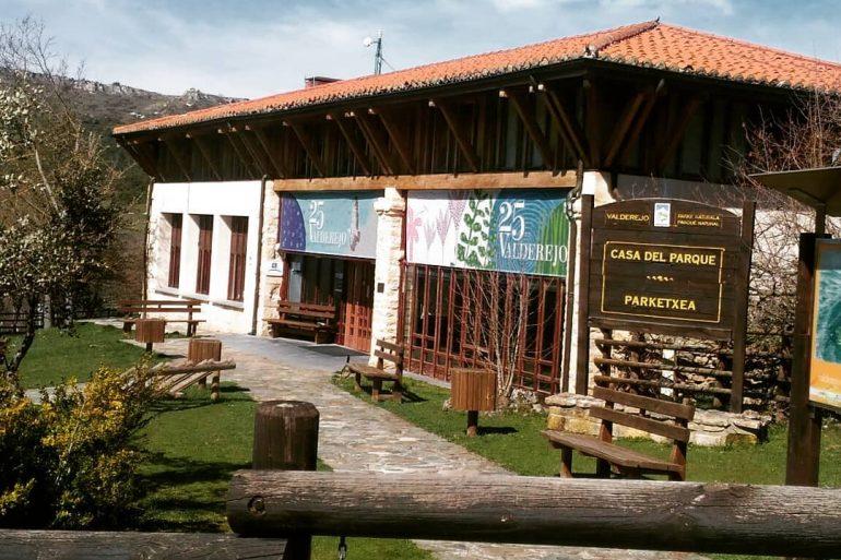 Parque natural de Valderejo - slide 1