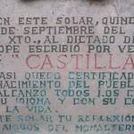 La búsqueda de los orígenes del castellano