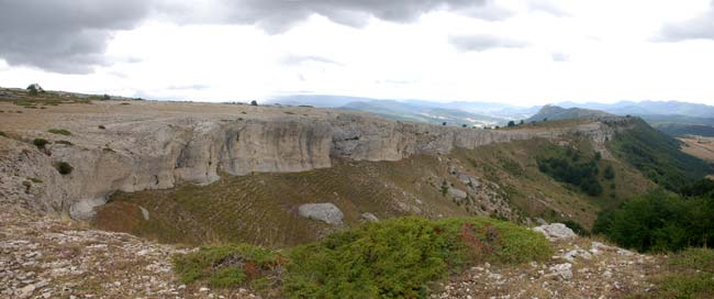 Valderejo será un parque arqueológico