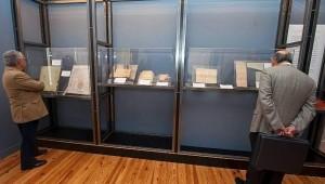 Imagen de la exposición, recogida de ABC