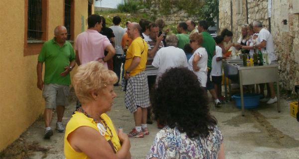 Gran afluencia de público en la Fiesta de Valpuesta