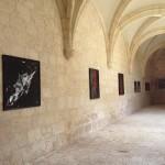 El claustro gótico de la colegiata de Valpuesta recobra su esplendor