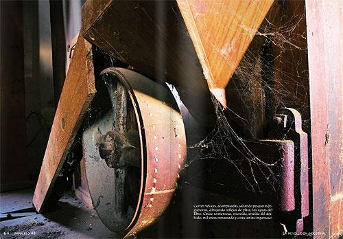 Imagen publicada en el número 3 de la revista Paralelo 43