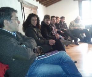 @blancourgoiti, @turiskopio y Jaime de @cylesvida