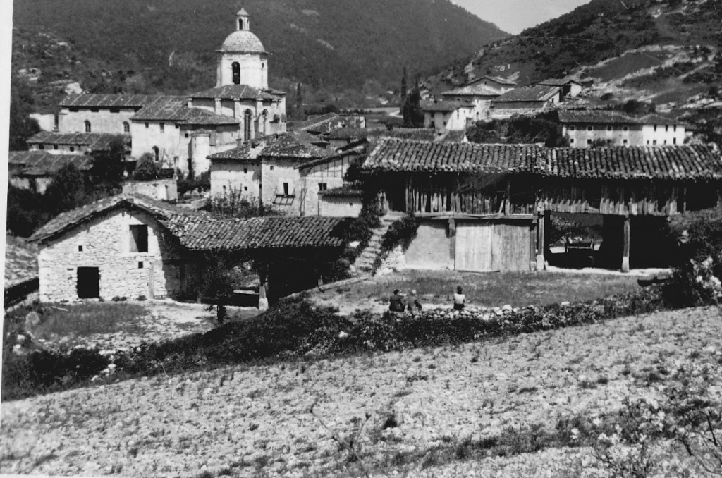 Valpuesta, año 1940