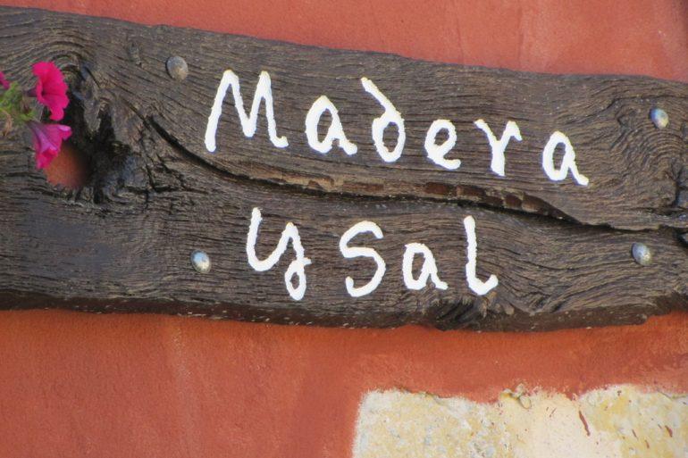 Madera y sal, casa rural en Salinas de Añana - slide 2