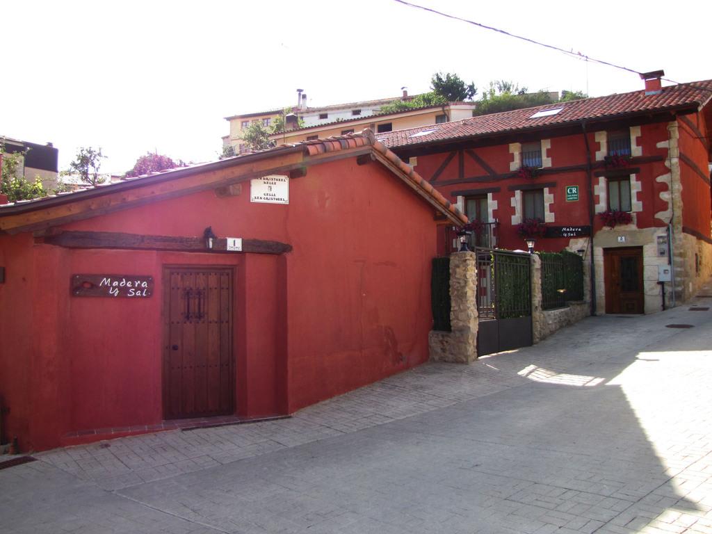 Madera y sal, casa rural en Salinas de Añana - slide 4