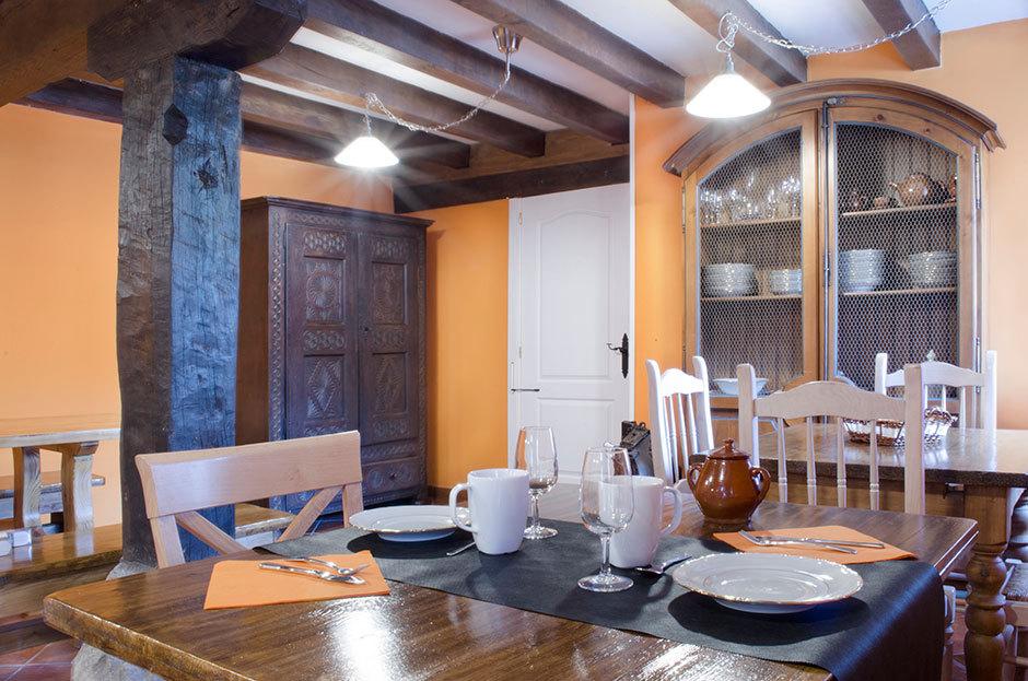 Madera y sal, casa rural en Salinas de Añana - slide 6