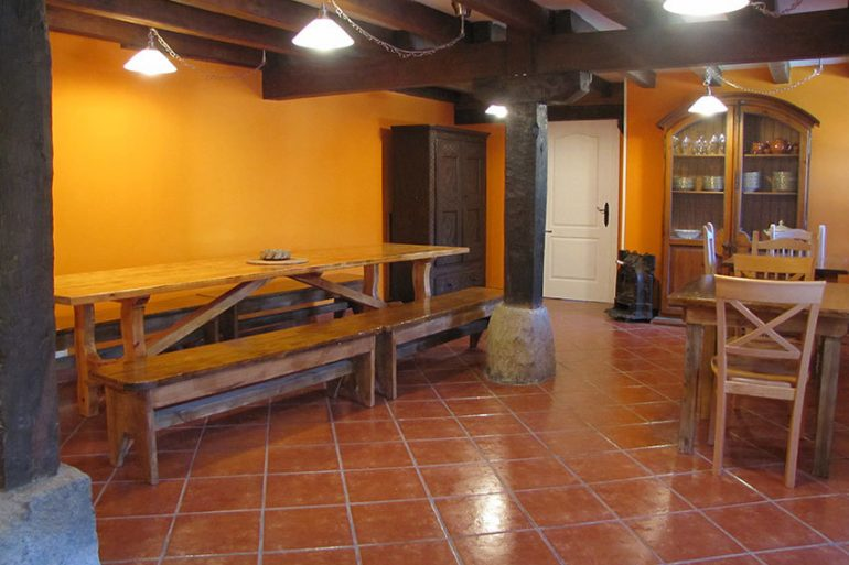 Madera y sal, casa rural en Salinas de Añana - slide 8