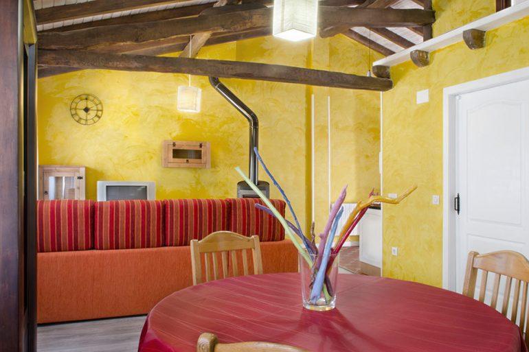 Madera y sal, casa rural en Salinas de Añana - slide 15