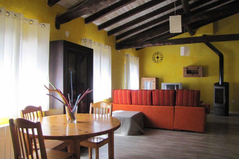 Madera y sal, casa rural en Salinas de Añana - slide 17