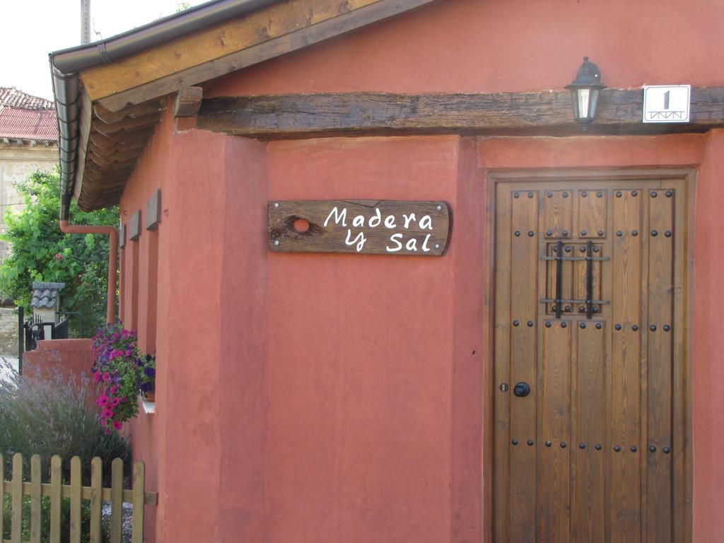 Madera y sal, casa rural en Salinas de Añana - slide 18