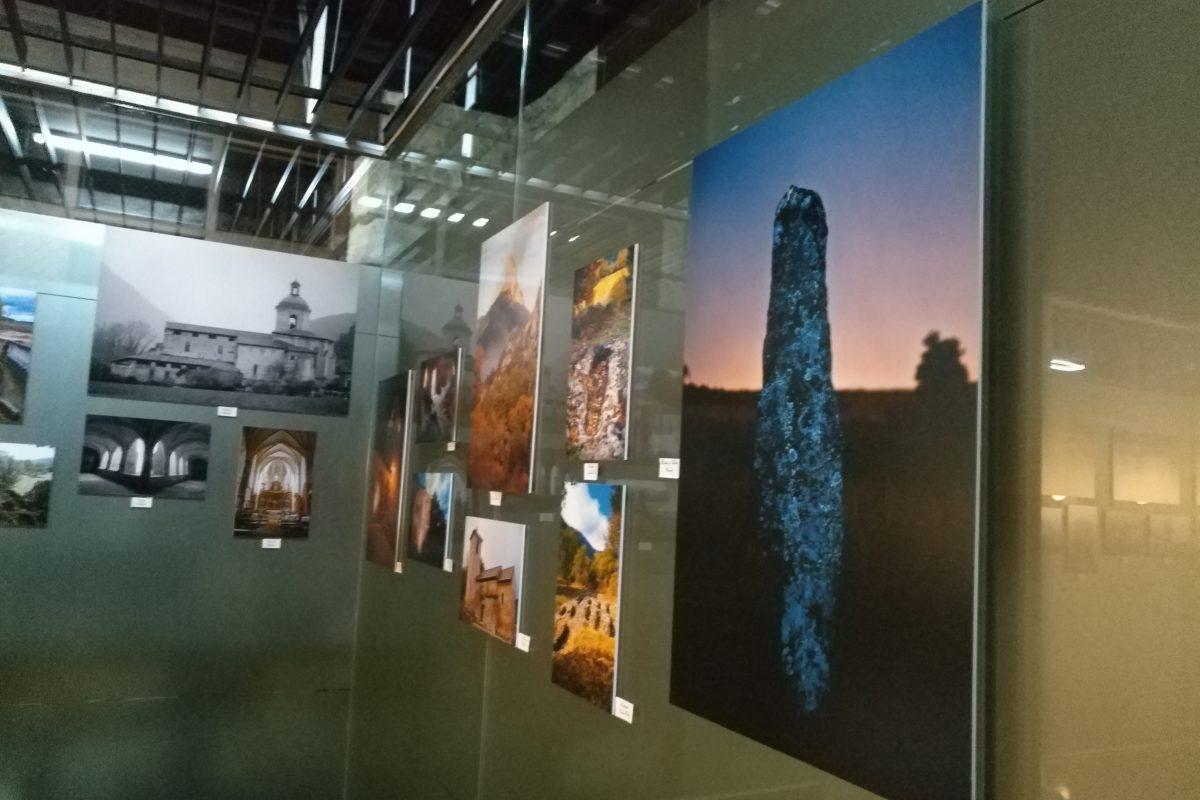 Exposición de José Luis Pina en Valdegovía