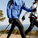 Ruta Nordic Walking Angosto