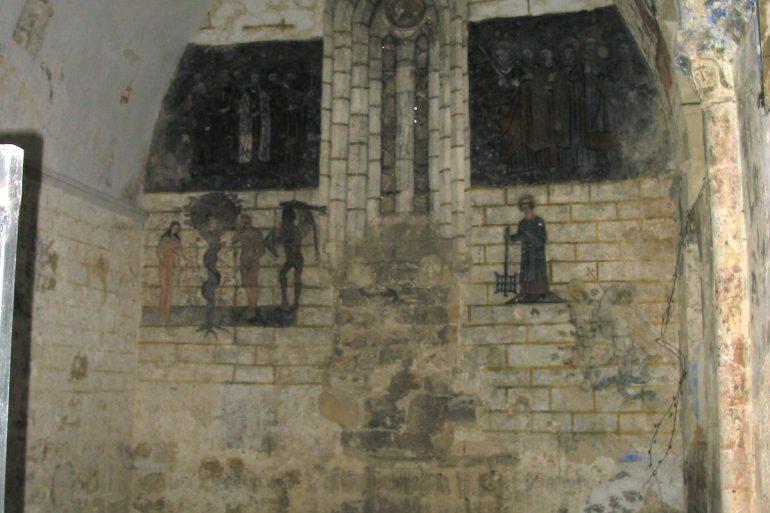 Visita la iglesia de San Esteban de Ribera (s. XII) y sus frescos medievales… - slide 2
