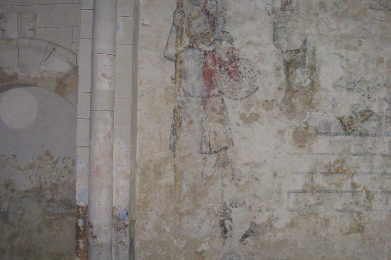 Visita la iglesia de San Esteban de Ribera (s. XII) y sus frescos medievales… - slide 3