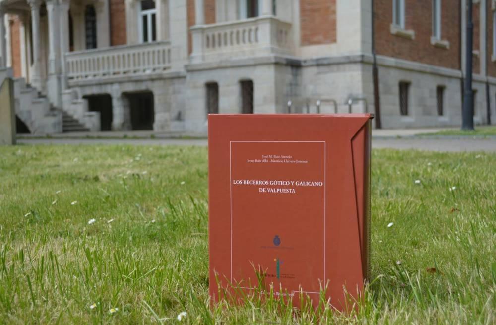 10 años de la publicación  del doble volumen 'Los becerros gótico y Galicano de Valpuesta'